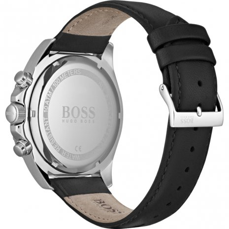 BOSS watch black