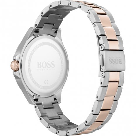 BOSS watch Bicolor Rose