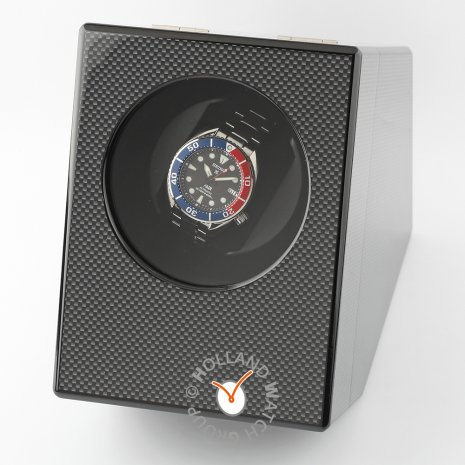 HWG Accessories Watchwinder - Pontos Carbon Watch Winder