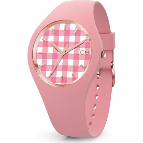 Ice-Watch Ice Change Vichy pink watch
