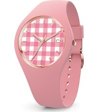 016053 Ice Change Vichy pink 34mm