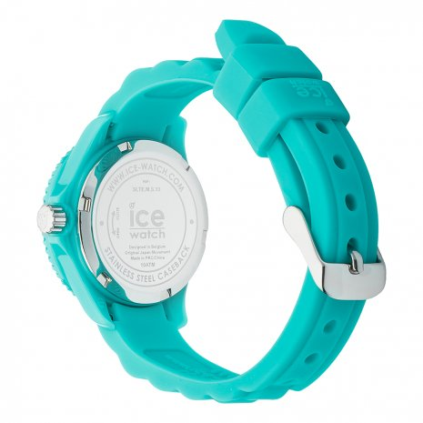 Turquoise Resin Quartz Watch Size XSmall Fall Winter Collection Ice-Watch