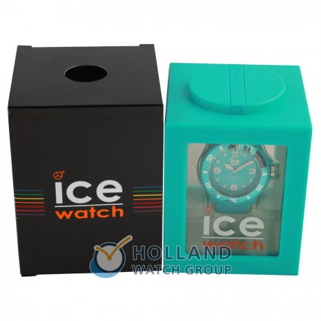 Turquoise Ladies Fashion Watch Size Small Fall Winter Collection Ice-Watch