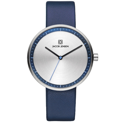 Jacob Jensen watch blue