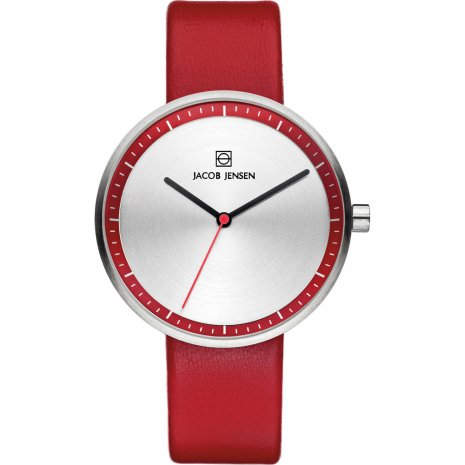 Jacob Jensen 283 Strata watch