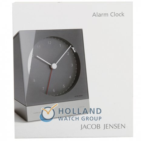 Jacob Jensen Clock grey