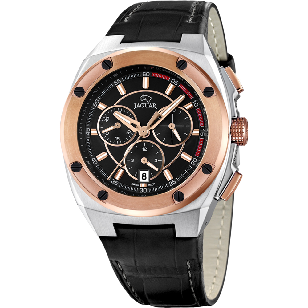 Jaguar Extended Warranty: Jaguar J809/4 Watch