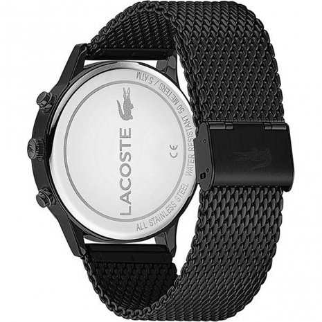 Lacoste watch black