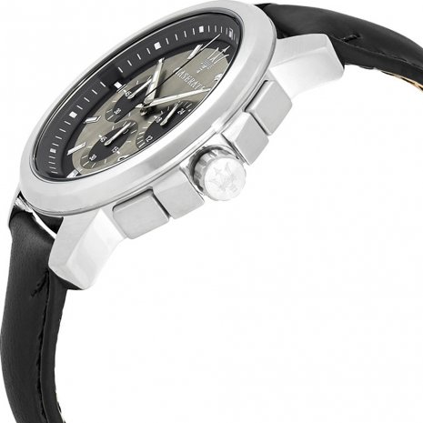 Maserati watch grey