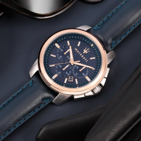 Chronograph with date Fall Winter Collection Maserati