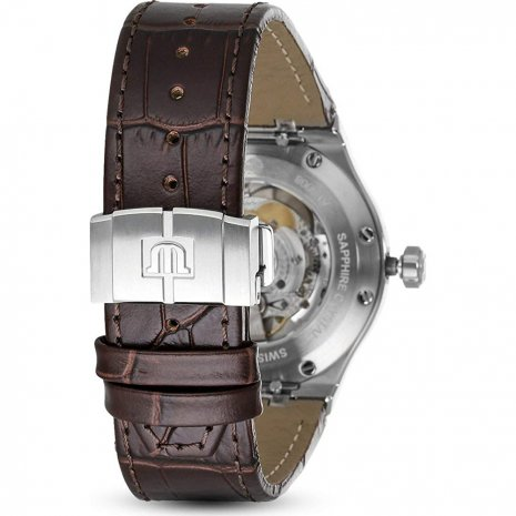 Maurice Lacroix watch silver