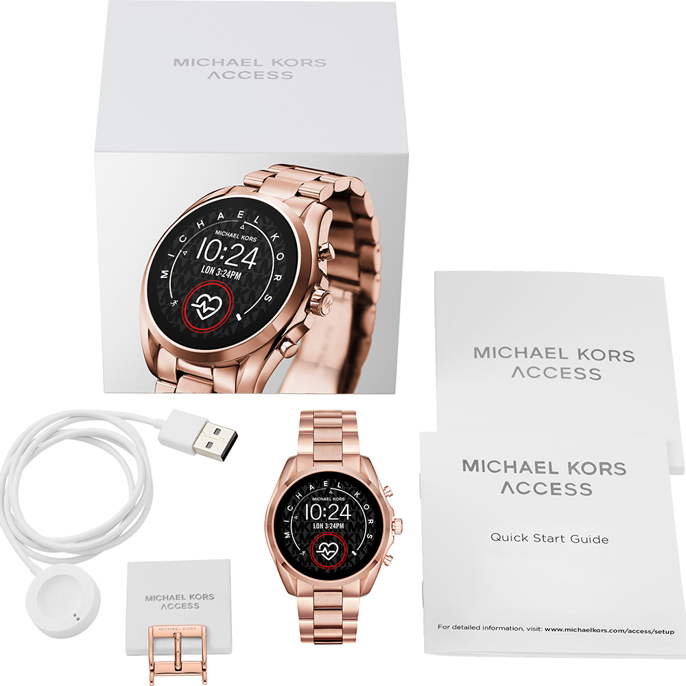 Michael Kors MKT5086 Access Smartwatch watch Bradshaw 2.0