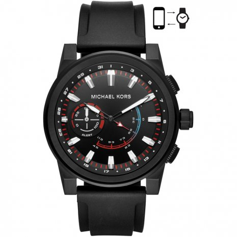 Michael Kors Grayson Hybrid watch