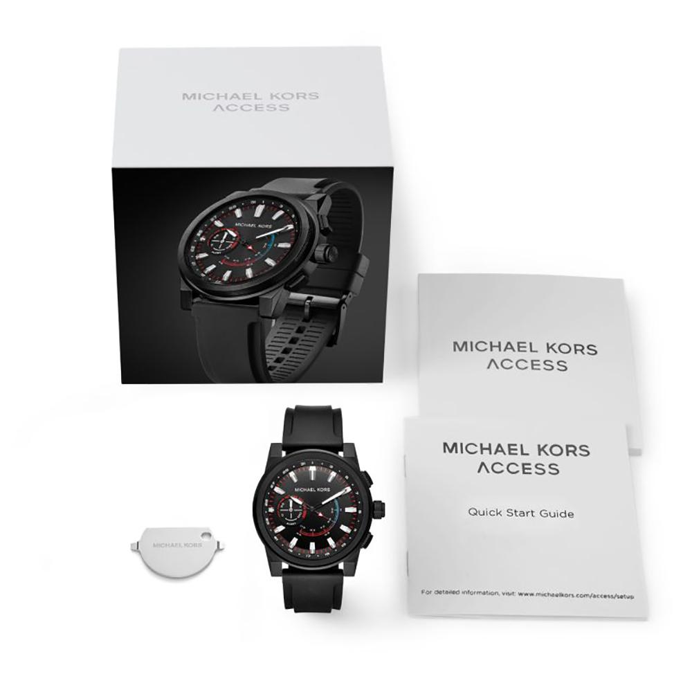 Michael Kors Mkt4010 Access Smartwatch Watch Grayson Hybrid