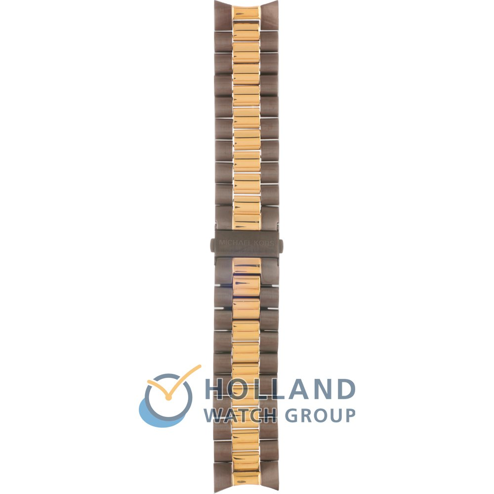 06a7240d92d5 Michael Kors AMK8160 Strap - MK8160 Runway XL