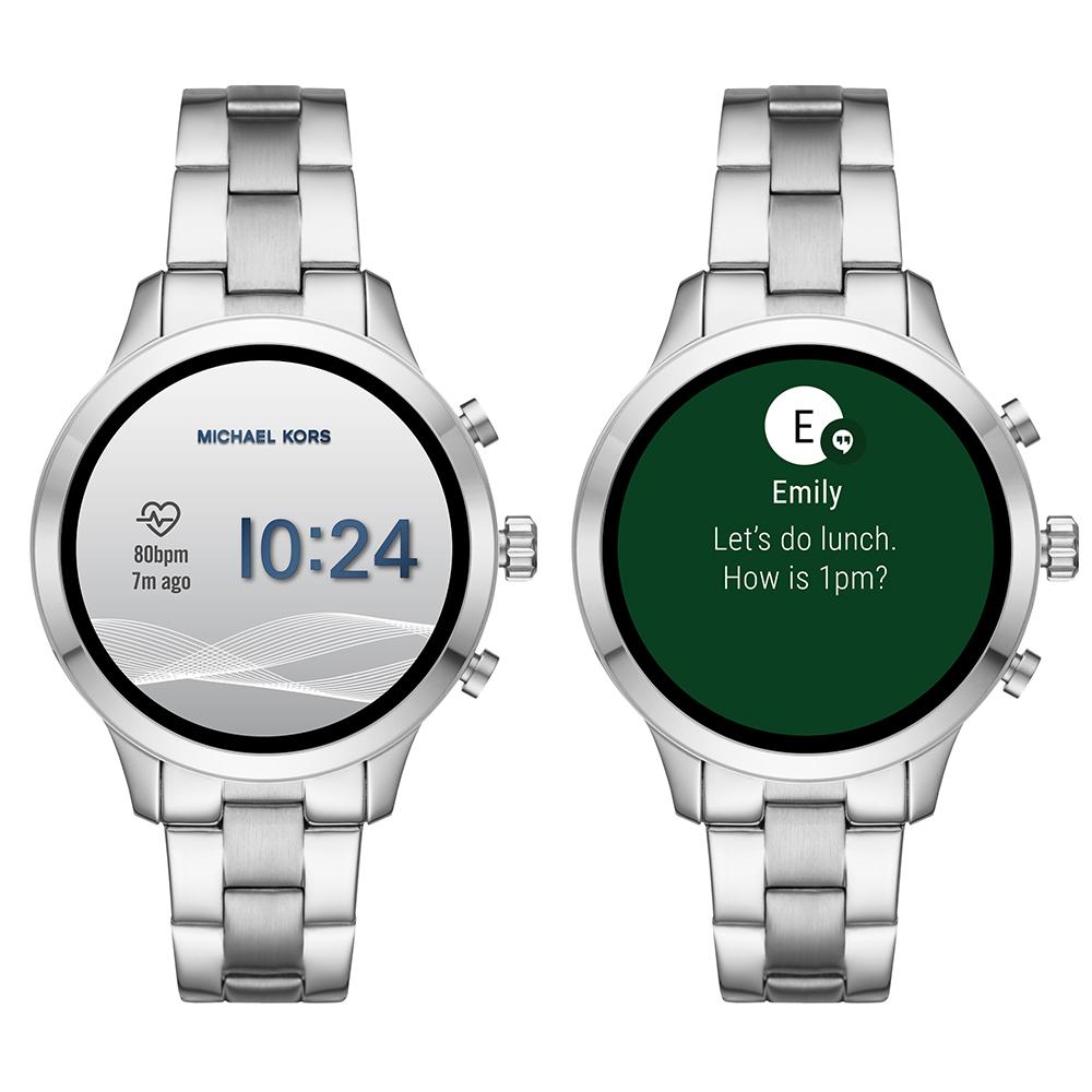 Michael Kors Mkt5044 Access Smartwatch Watch Runway Access
