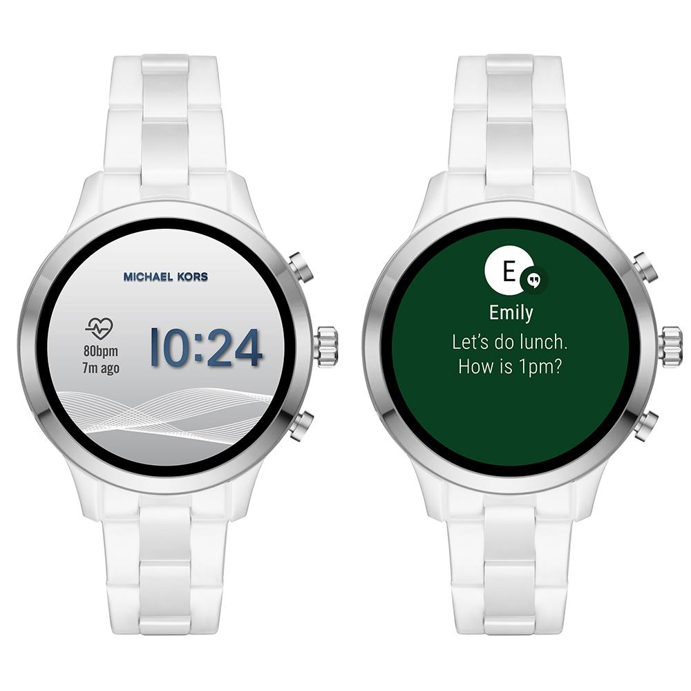 4025a243aa10 Michael Kors MKT5050 Access Smartwatch watch - Runway Access