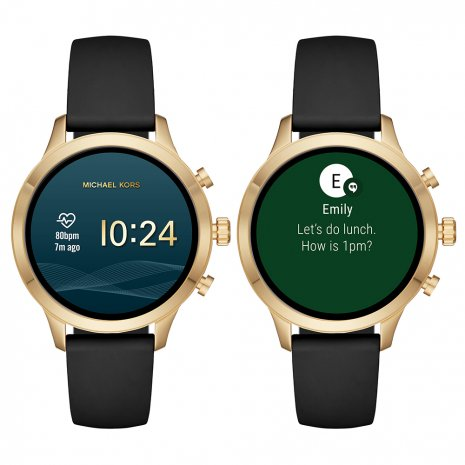 watch Gold Smart Digital