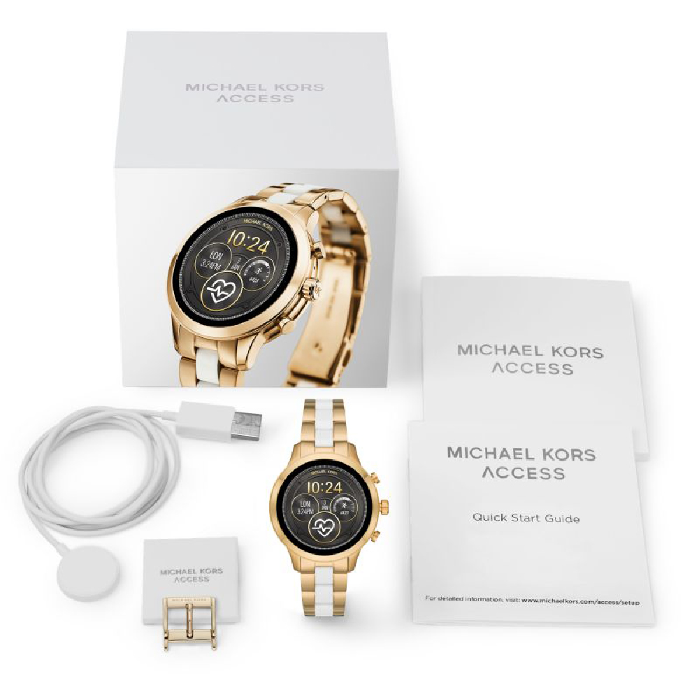 Michael Kors MKT5057 Access Smartwatch watch Runway