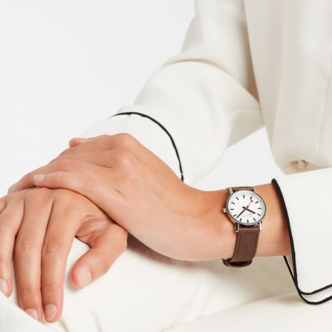 Swiss Made Design Watch Spring Summer Collection Mondaine