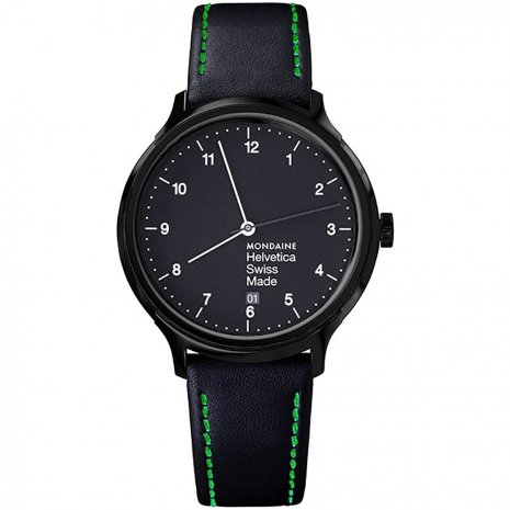 Mondaine Helvetica No1 Bold 40 NY edition watch