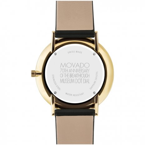 Movado watch black