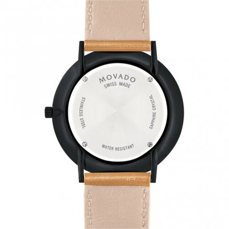Movado watch grey
