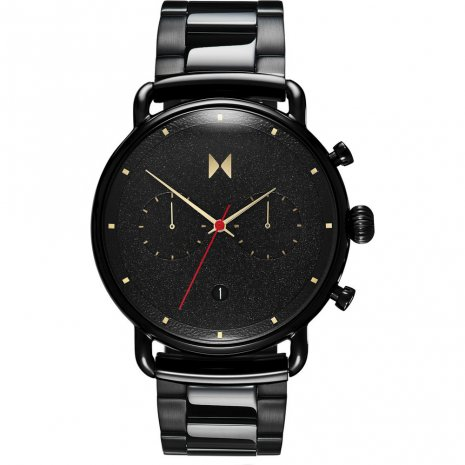 MVMT Blacktop Caviar watch