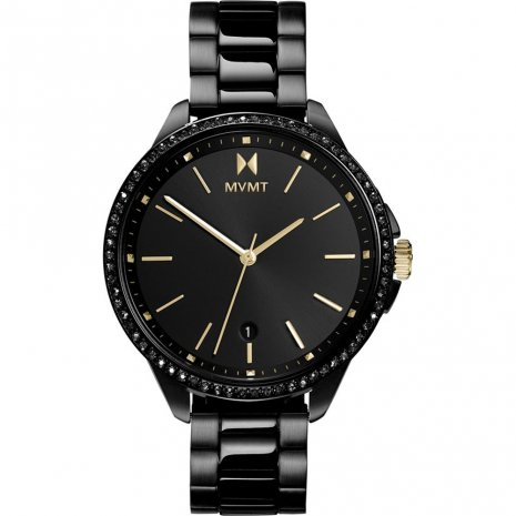MVMT Dot Caviar watch