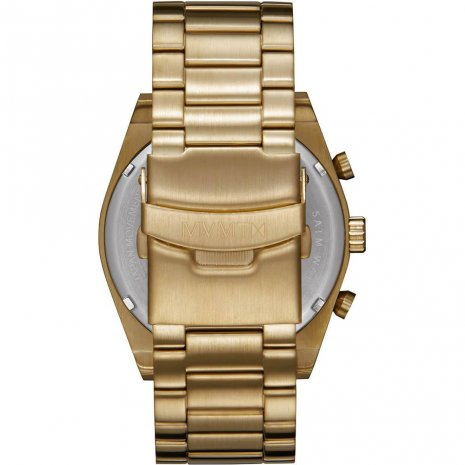 MVMT watch Gold