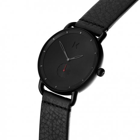 MVMT watch black