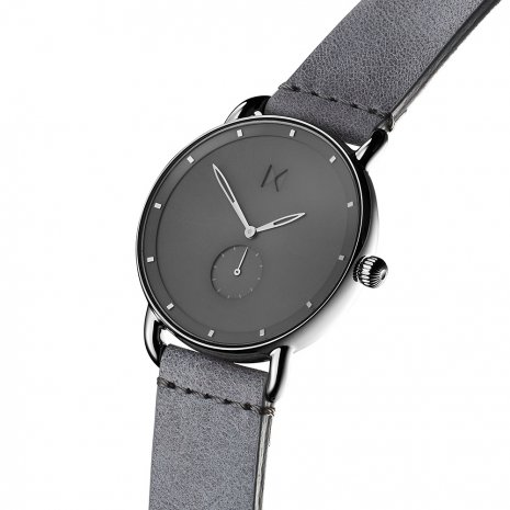 MVMT watch grey