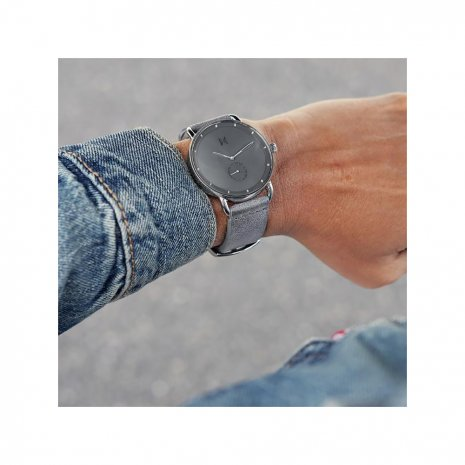 watch silver Quartz