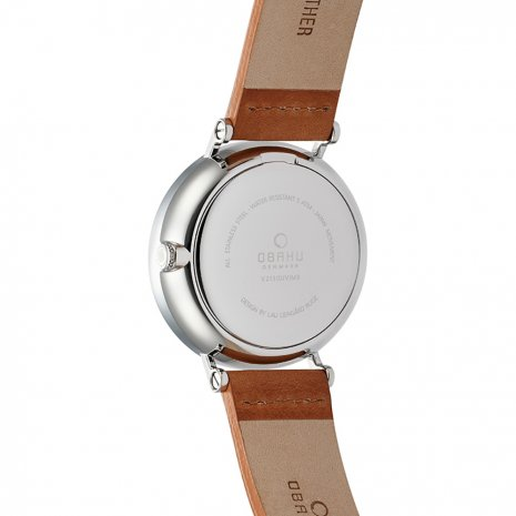 Obaku watch grey