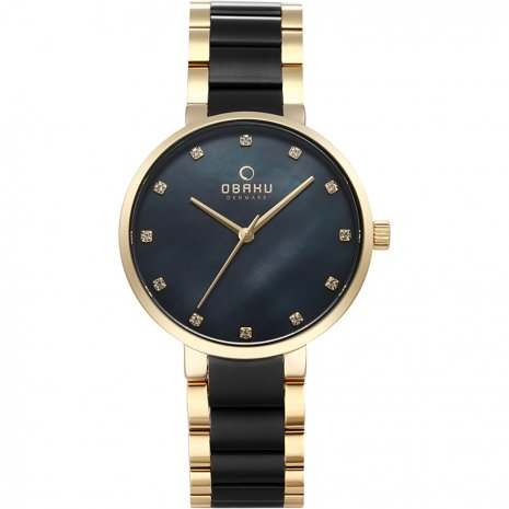Obaku Glad watch