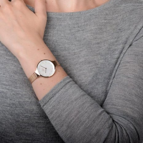 Obaku watch Rose Gold