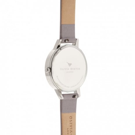 Olivia Burton watch silver