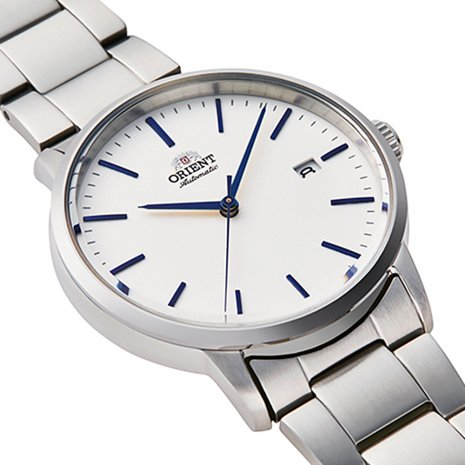 Stainless steel automatic mens watch Spring Summer Collection Orient