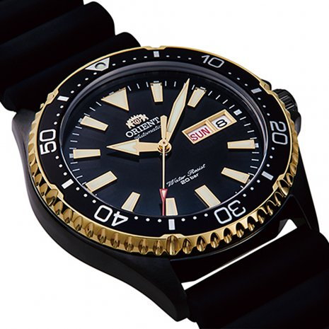 Stainless Steel Automatic Diving Watch Fall Winter Collection Orient