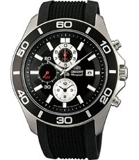 FTT0S003B Sporty quartz 46mm