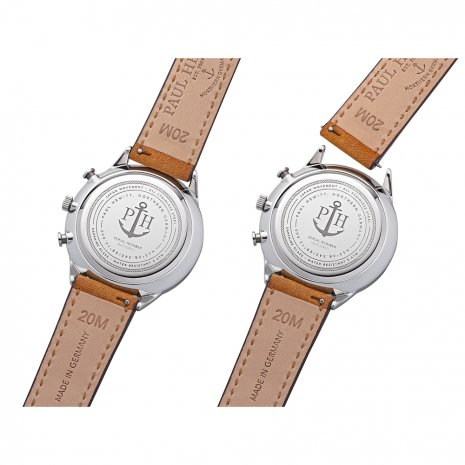 Paul Hewitt watch silver