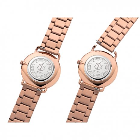 Ladies Quartz Watch with MOP Dial Fall Winter Collection Paul Hewitt