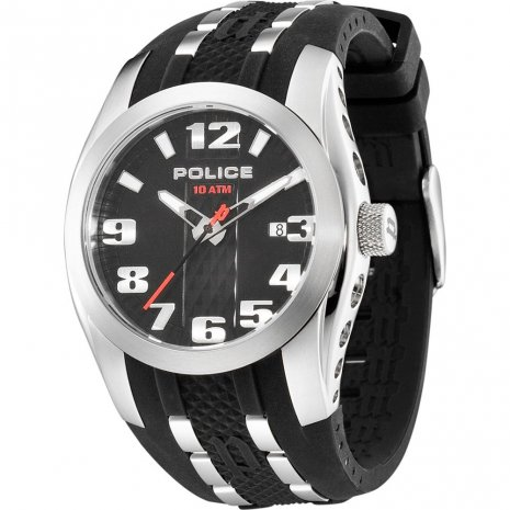 Police Top Gear watch