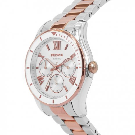 Prisma watch Bicolor Rose