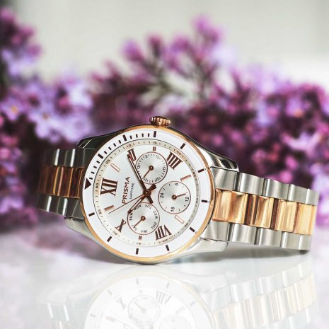watch Bicolor Rose Quartz