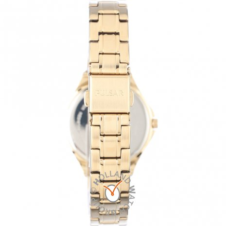 Pulsar watch Gold