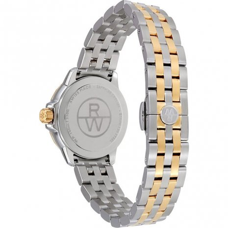 Raymond Weil watch bicolor