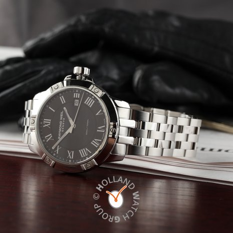 Men's watch with date  Raymond Weil