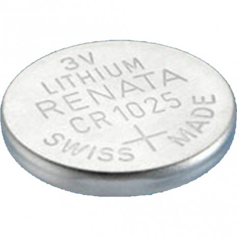 Renata CR1025 battery