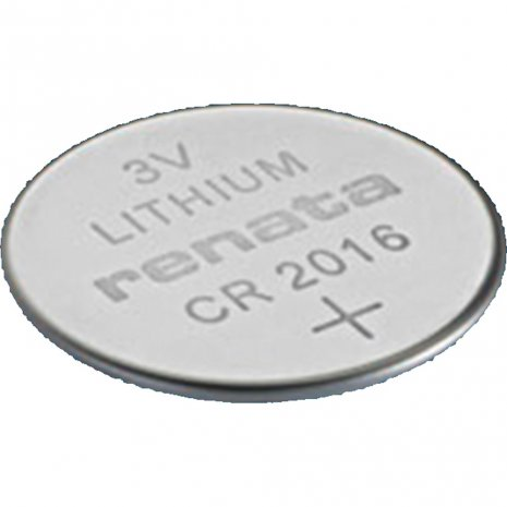 Renata CR2016 battery